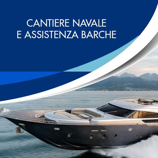 Cantiere Navale e Assistenza Barche